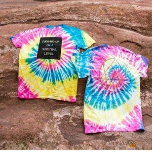 Alison Wonderland FMUOASL Tie Dye T-Shirt